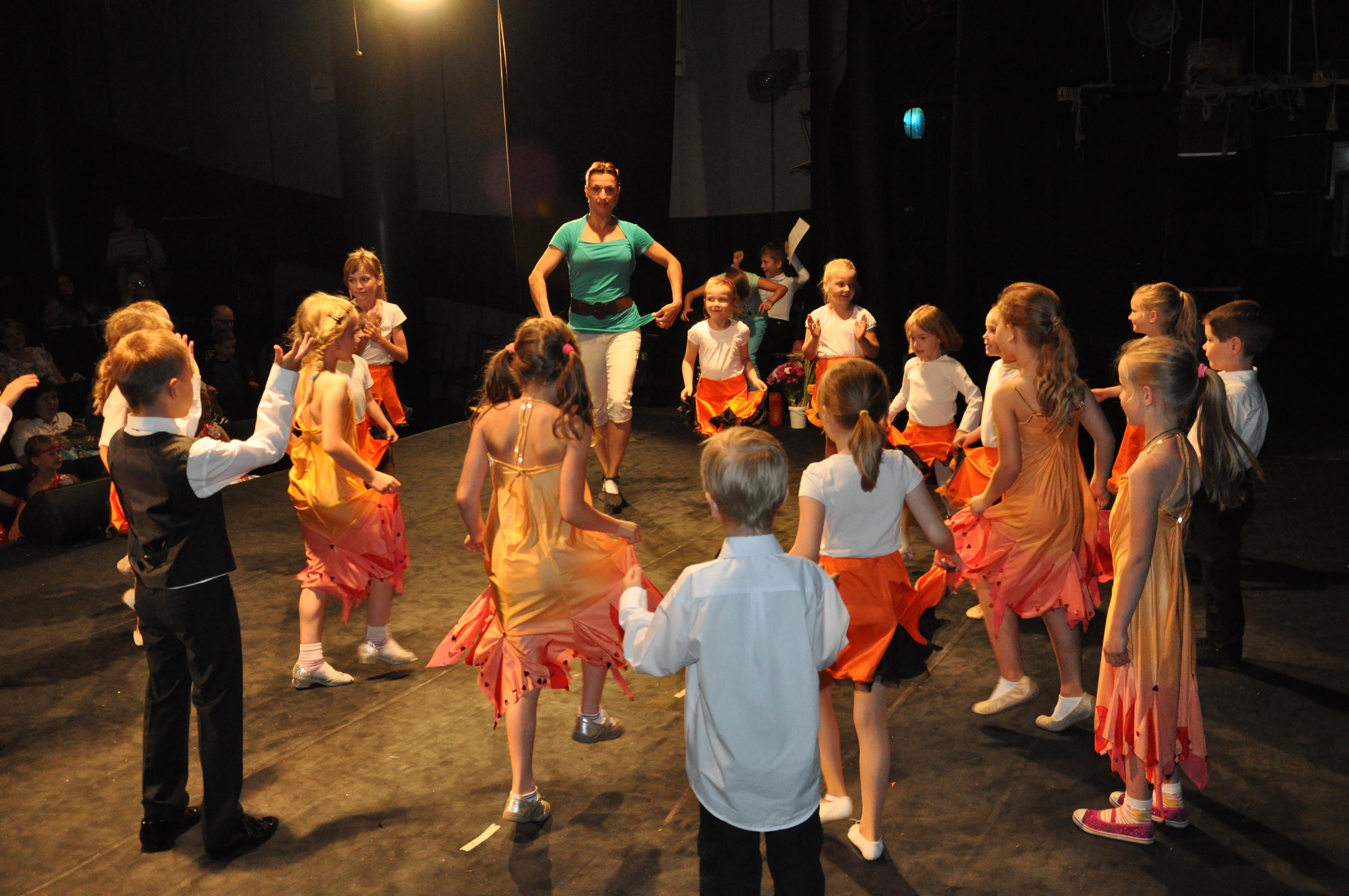 Taneční akademie 2014